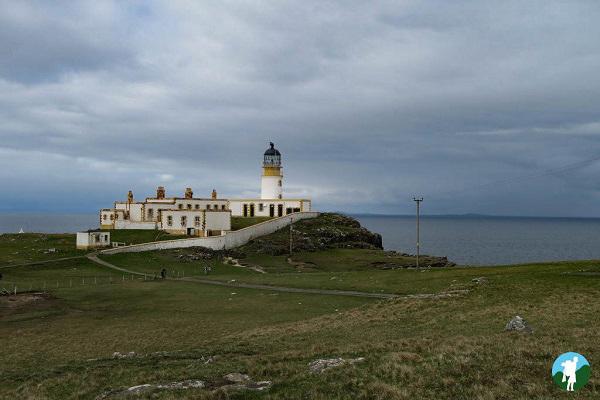 lighthouse isle of skye weekend