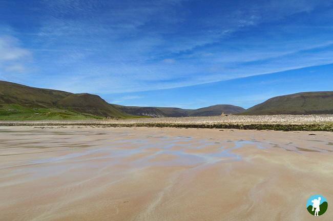 rackwick beach sand hoy day trip