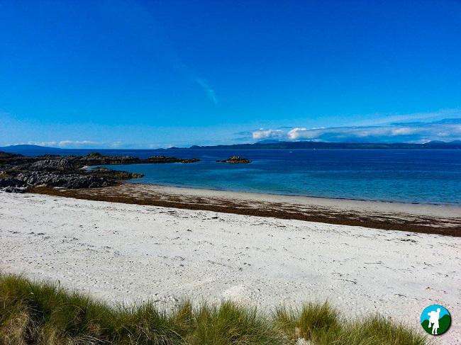 camusdarach beach scotland photo blog