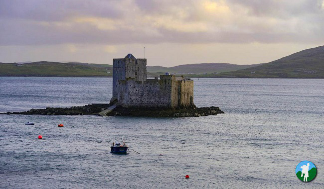 kisimul castle scotland photo blog