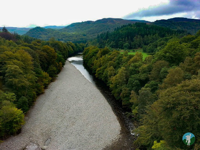 best of perthshire and the pass of killiecrankie.