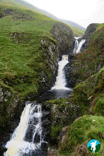 best walking routes in dumfries and galloway waterfalls