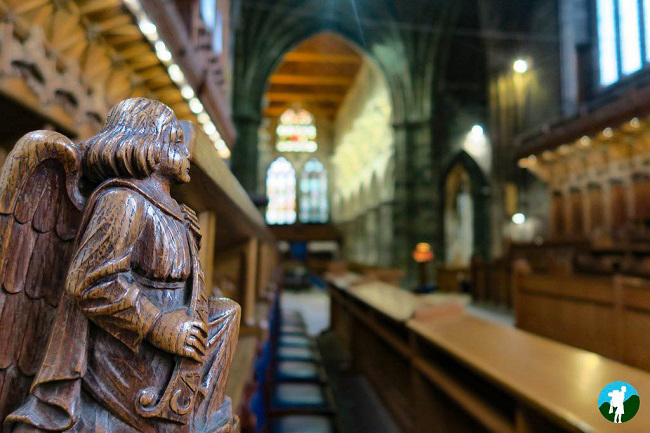things to do in paisley abbey