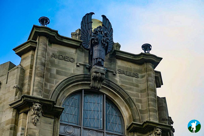 paisley architecture