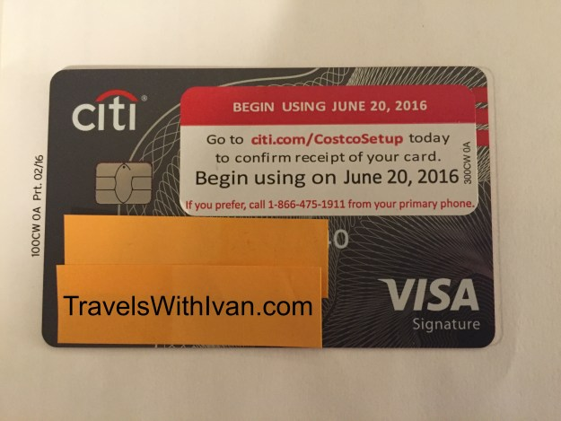 citi costco anywhere visa card