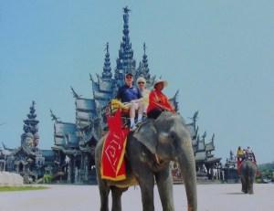 Elephant Ride in Pattaya