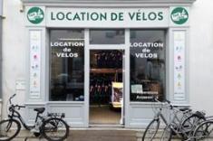 Bike Shop on Ile de Re