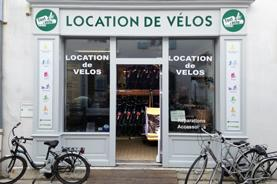 Bike Shop on Ile de Re