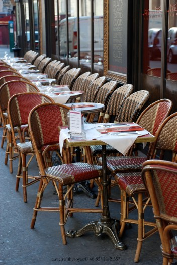 Cafe Society in Paris