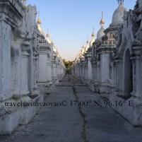 Kuthodaw Kyaung in Mandalay, Myanmar (Burma)