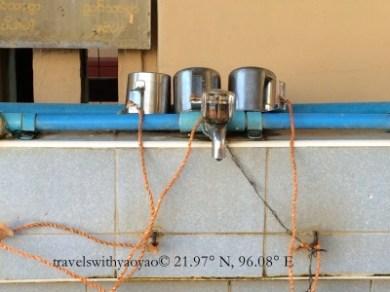 Wayside Water Stations in Myanmar