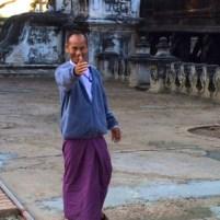 Aung in Myanmar