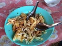 Marketplace Noodles in Myanmar