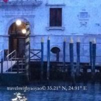 Morning in Venice, Italk