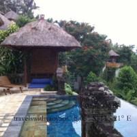 Puri Wulandari in Bali