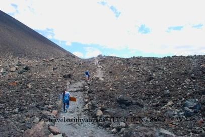 Cerro Negro, Nicaragua