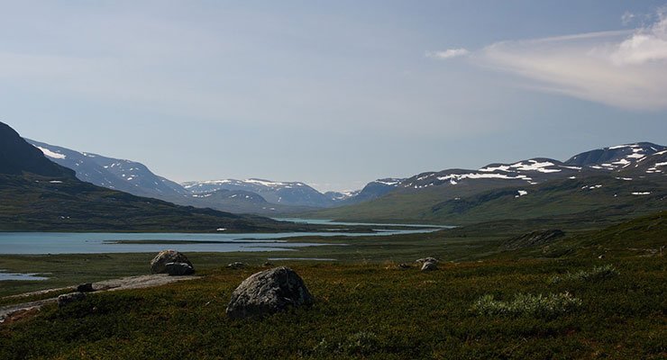 Top Countries For Trekking Sweden King's Trail 740x400