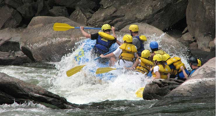 TOP 10 COUNTRIES FOR OUTDOOR ACTIVITIES