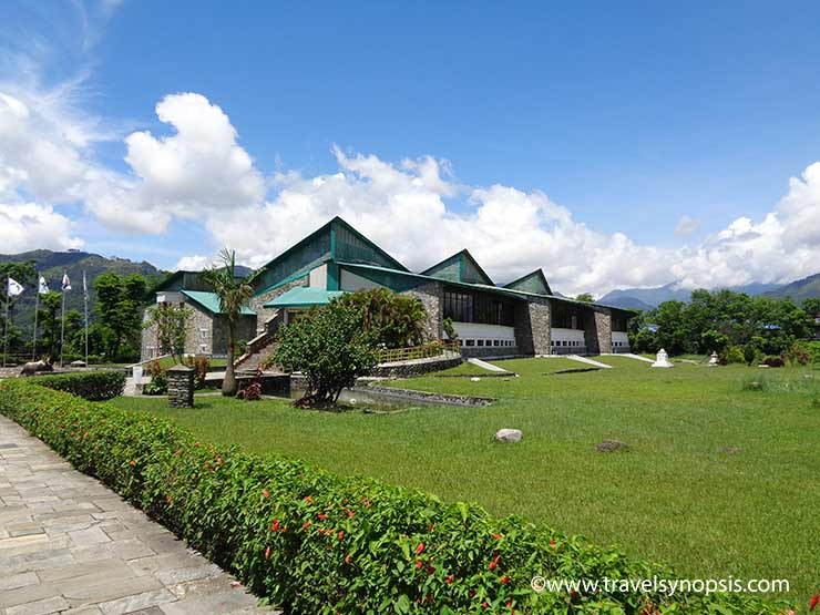 Places To Visit in Pokhara Nepal International Mountain Museum