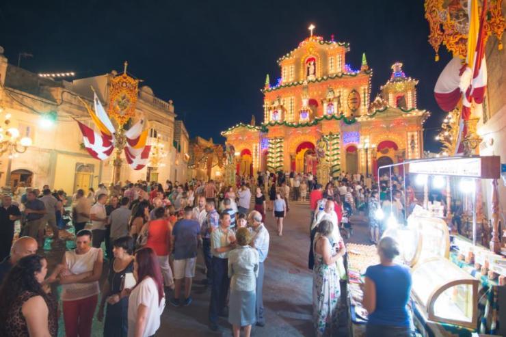 Village Festas -Feast Malta