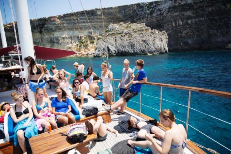 Maltese Boat Tour - Malta