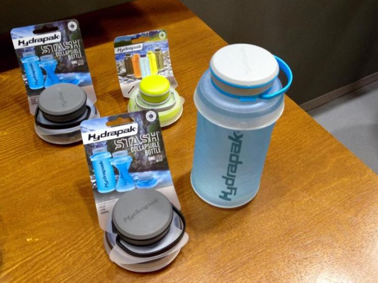 Collapsable Waterbottle Ispo