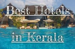 best hotels in kerala