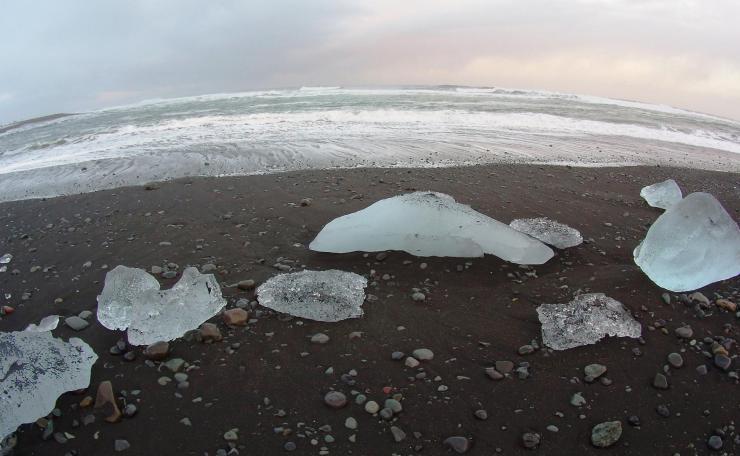 Jökulsárlón Lagoon Iceland