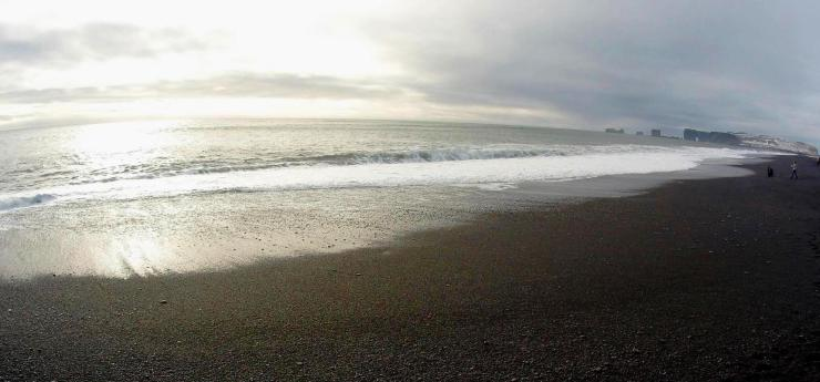 Black Sands Beach Vik