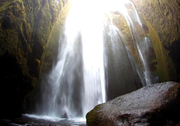 Hidden Water Iceland