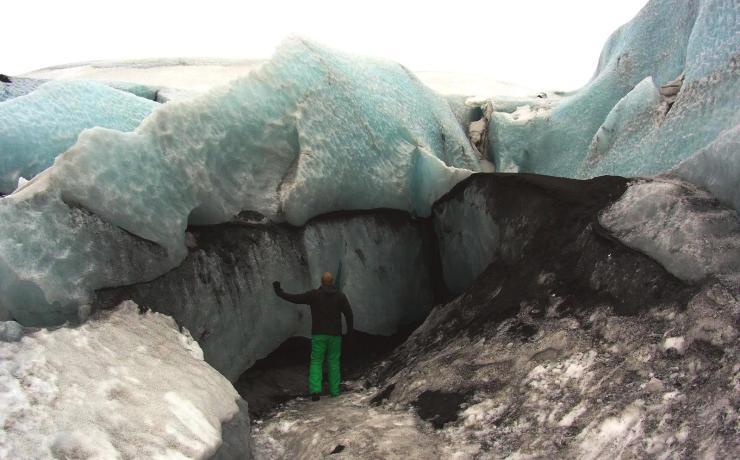 Solheimajoküll Glacier Iceland
