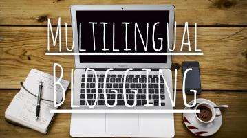 multilingual blogging problem