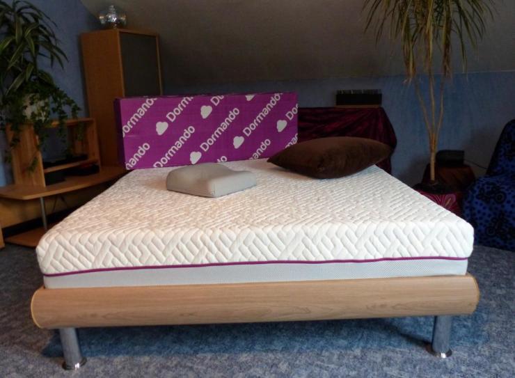 Dormando Kaltschaummatratze Produkttest Somneo