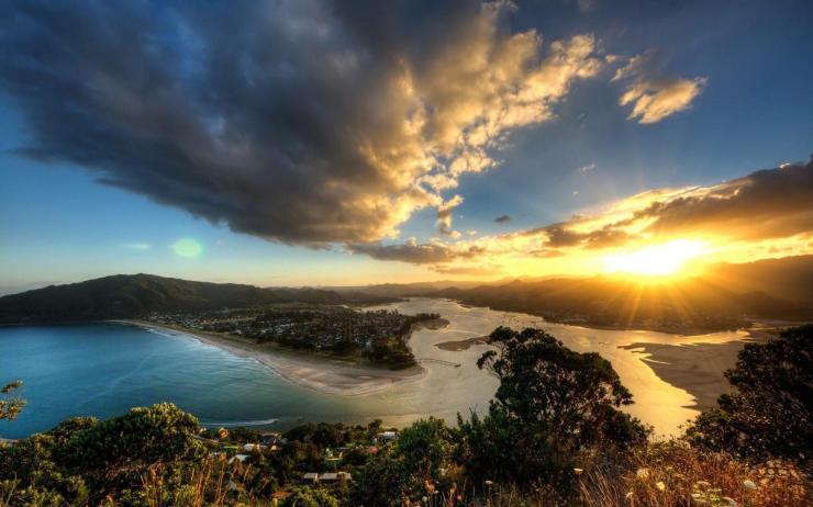 PauanuiBeach - Highlights und Instagram Geheimtipps in Coromandel, Neuseeland