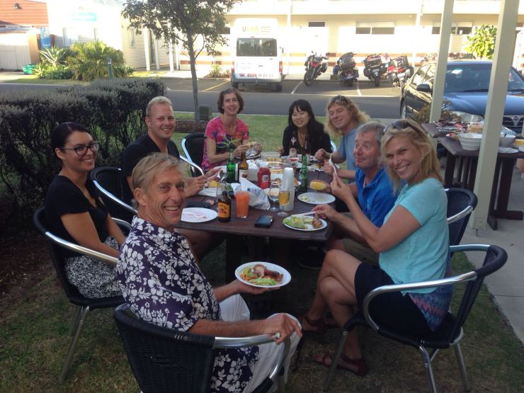 Whitianga BBQ Party