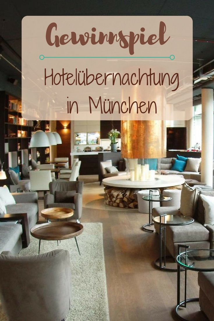 Gewinne 2 Nächte in der Junior Suite in München