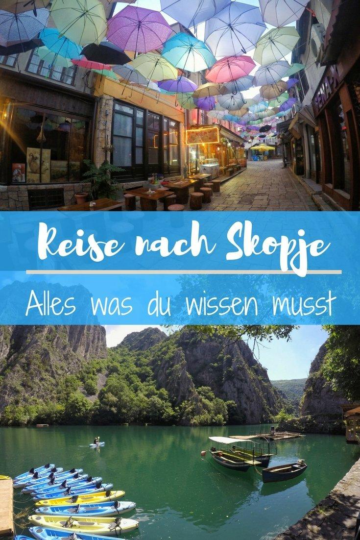 Dein Städtereise-Guide für Skopje, Mazedonien