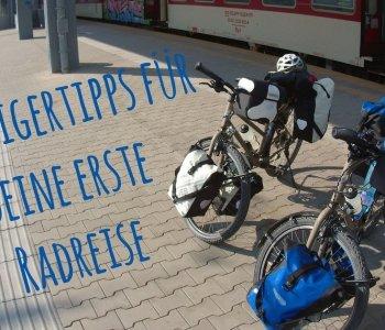 Radreisen: Einsteigertipps für den ersten Urlaub mit dem Fahrrad