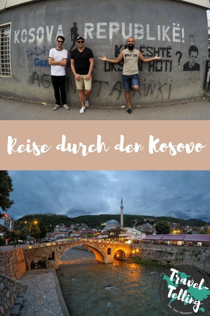 Eine 3-wöchige Reise durch den Kosovo