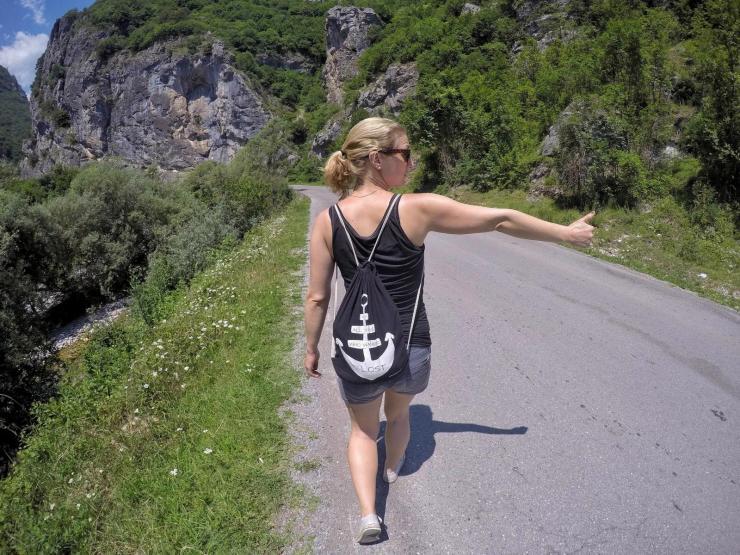 Reise in den Kosovo