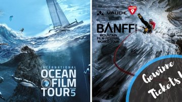 Ticket-Verlosung: Ocean Film Tour und Banff Film Festival 2018
