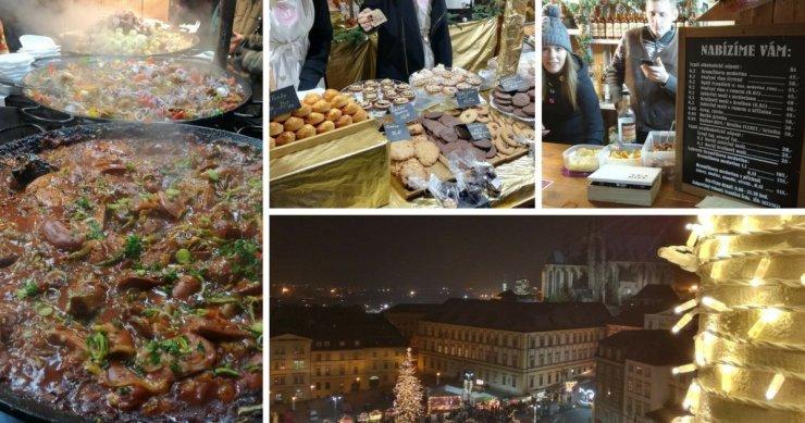 Weihnachtsmarkt Brünn