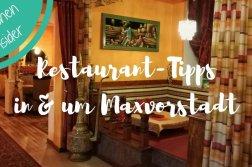 München - Restaurant-Tipps in & um Maxvorstadt