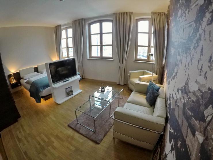 Derag Living Hotel am Viktualienmarkt München Bewertung Zimmer