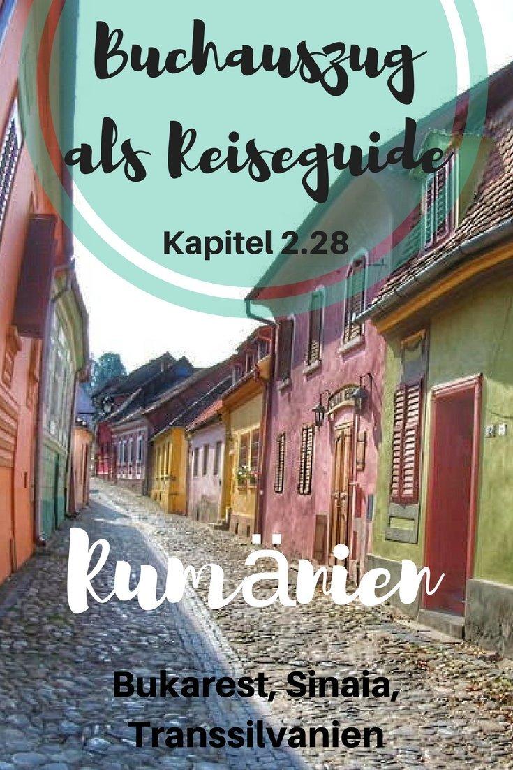 Geschichten als Reiseguide - Kapitel 2.28 - Rumänien