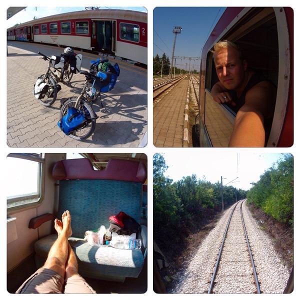 Zugfahrt Bukarest nach Sinai - Erfahrungsbericht