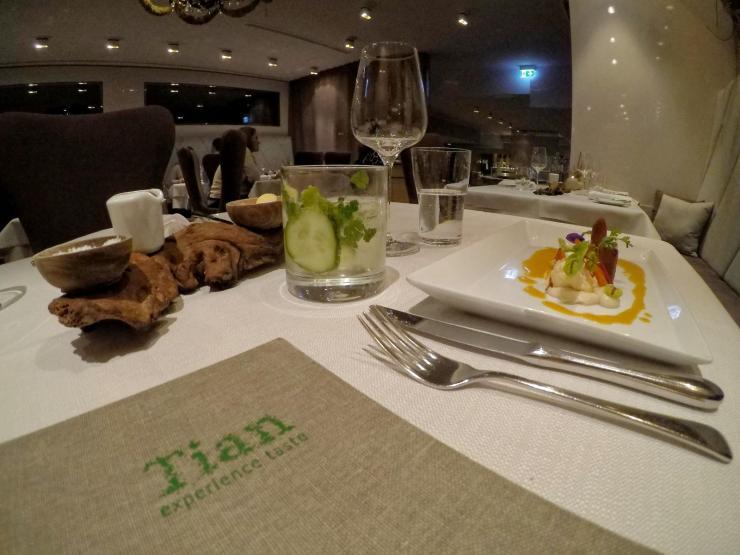 Vegetarisches Restaurant Tian in München