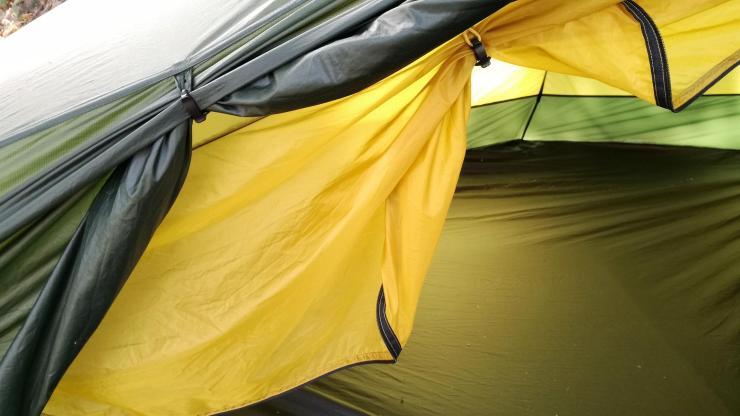 Ultraleichtes Zelt: Nordisk Telemark 2 LW Testbericht