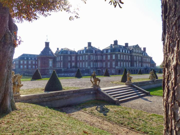 Schloss Nordkirchen 100 Schlösser Route Münsterland