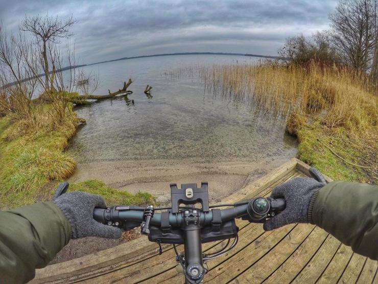 Schöne Plätze am Schweriner See